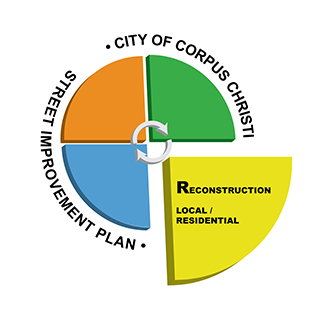 Residential & Local Reconstruction Logo