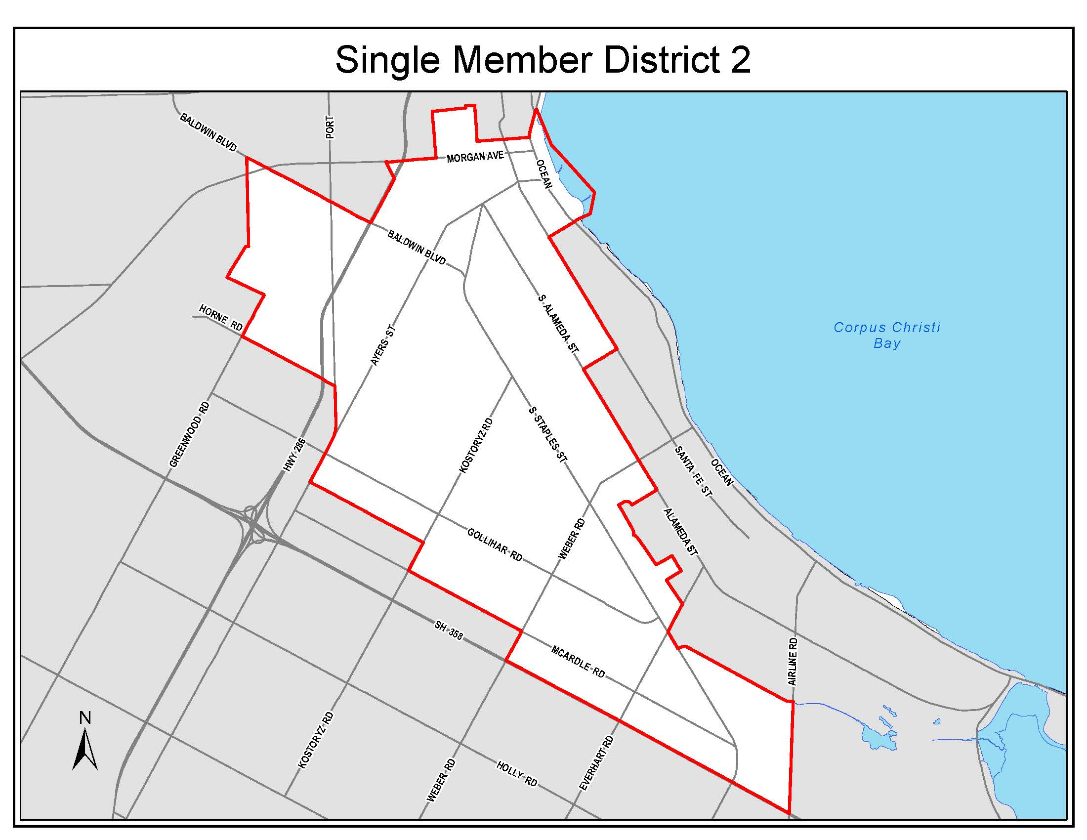 Select Projects in Council District 2 boundaries