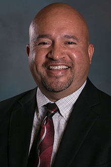 Gilbert Hernandez, Director Municipal Court Services