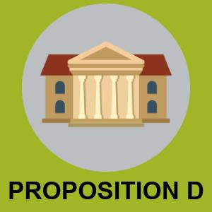 Proposition D - Libraries & Cultural