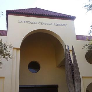 La Retama Central Main Library