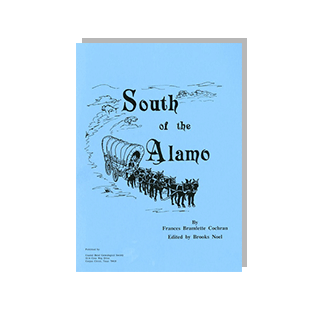 Book cover of South of the Alamo