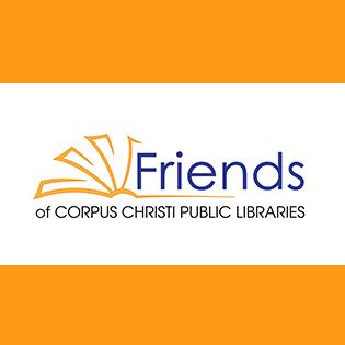 Friends of Corpus Christi Public Libraries Logo