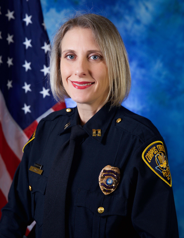 Captain Brandi Moss, Code Enforcement