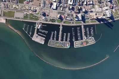 Marina Aerial View 1