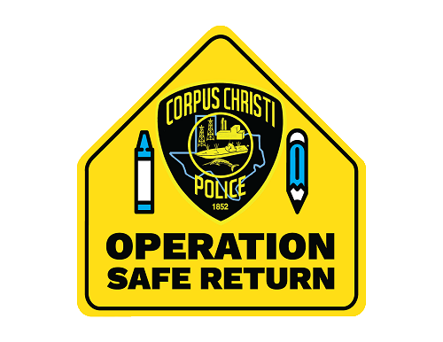 Logo for Operation Safe Return